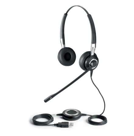 Jabra Biz 2400 DUO USB og bluetooth