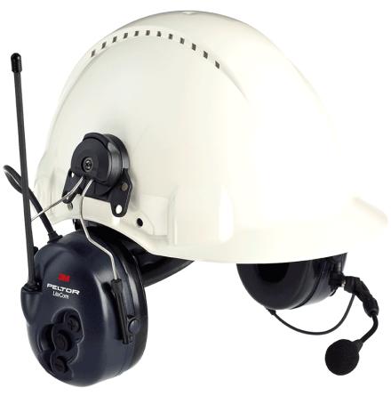 3M Litecom PMR 446 for hjelm